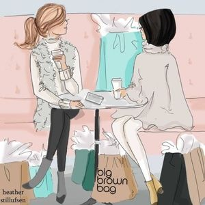Sometimes we just need a day of retail therapy...